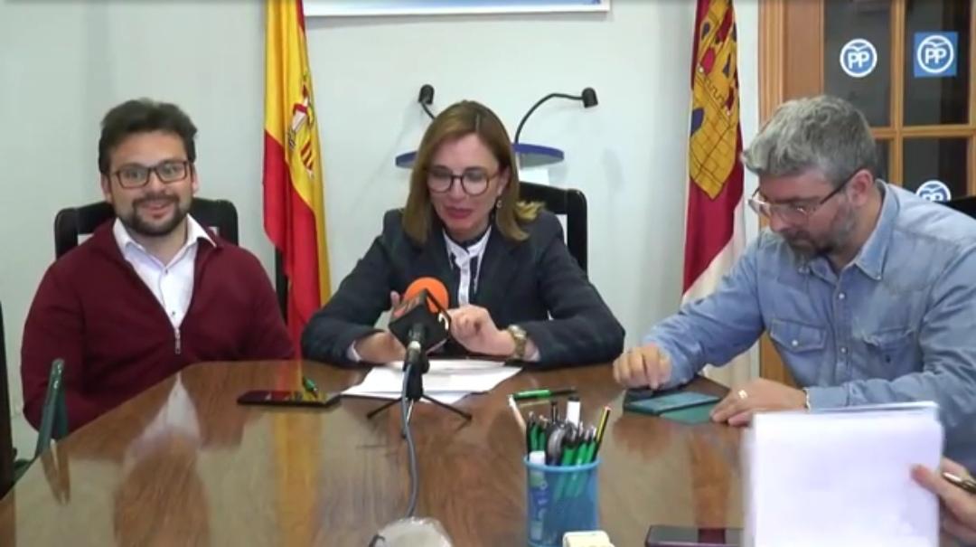 El Grupo Municipal Popular reprocha al Equipo de Gobierno 'no haber convocado junta de portavoces' ante el coronavirus