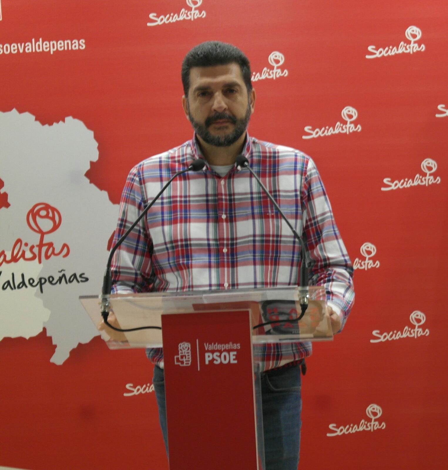 """Alcorocho: """"El PP debería estar abierto a la colaboración y no, como siempre, a la crítica"""""""