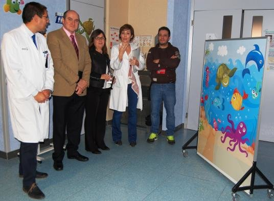 areas pediatricas hospital mancha centro