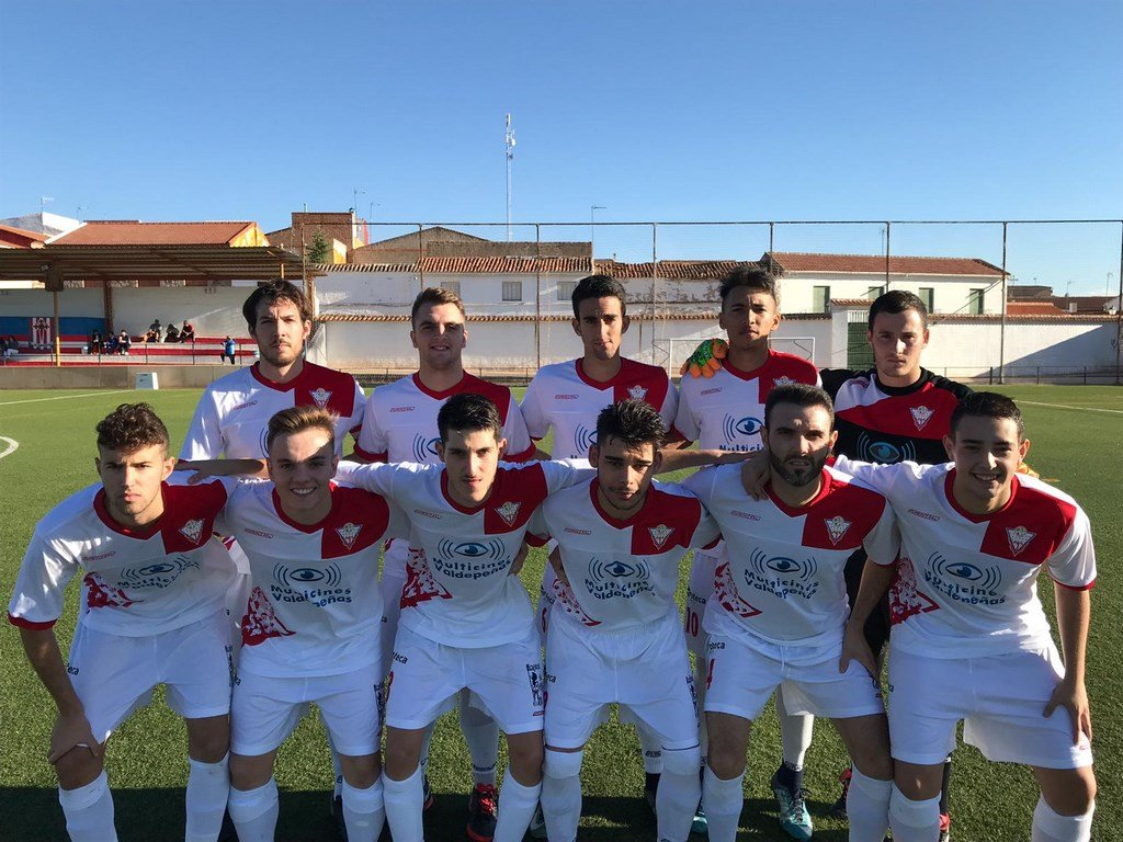 Once inicial C.D. Valdepeñas