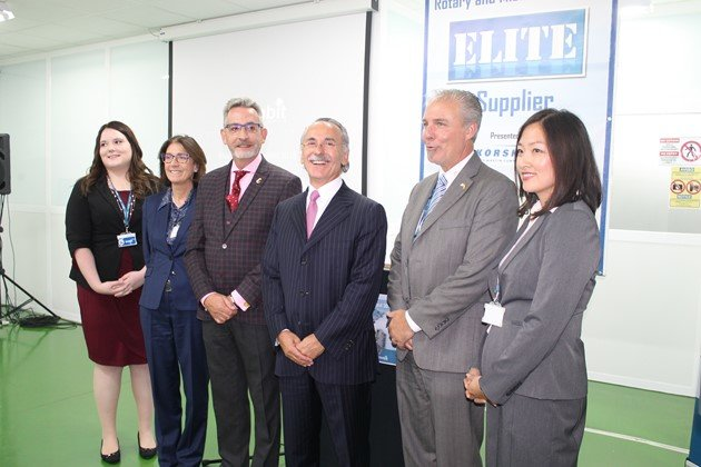 Lockheed Martin premia a Tecnobit con el Elite Supplier Award