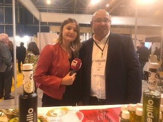Oleo Pepillo en la World Olive Oil Exhibition 2019 en IFEMA de Madrid