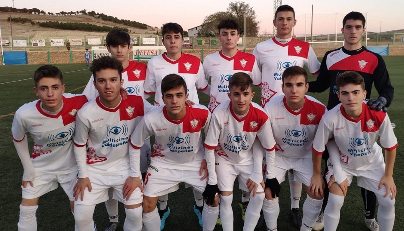 Once inicial juvenil