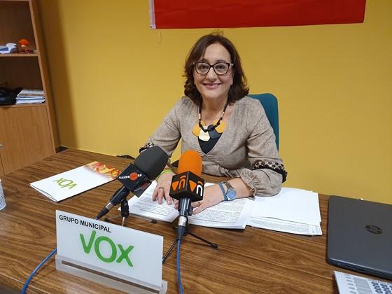 """El Grupo Municipal VOX critica """"la hipocresía"""" por parte de la izquierda sobre el 8 de marzo y el apoyo al olivar"""